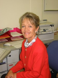 Dr Diana Leat, Visiting Academic at ACPNS