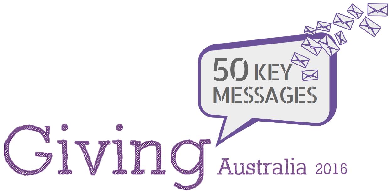 http://blog.bus.qut.edu.au/giving-australia-2016/files/2018/06/GAKey-Messsages-Logo.png